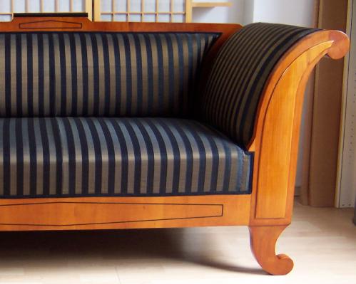 fotogalerie polsterei polsterarbeiten polsterwerkstatt kornelia riehl k ln polsterstoff. Black Bedroom Furniture Sets. Home Design Ideas